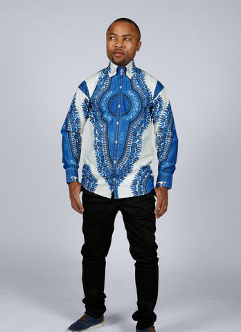Pepperfruit Blues Shirt
