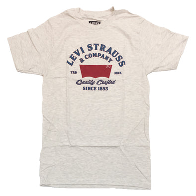 LEVI'S® GRAPHIC TEE (Cream)