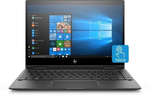 "HP ENVY x360 13-ag0003na 13.3"" Touch FHD Laptop AMD Ryzen 7 2700U 8GB 512GB SSD Win 10 (4JV79EA#ABU) *New*"