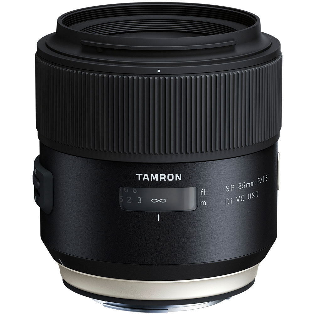 Tamron SP 85mm F1.8 Di VC USD Lens Fits Canon (F016)