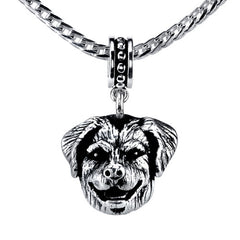 Rottweiler - Female Pendant Necklace