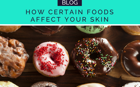 WHAT FOODS TO AVOID IF YOU WANT CLEAR + HEALTHY SKIN