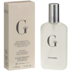 G Eau Fragrance, 3.4 fl oz - Shopatronics