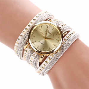 8 Colors New Arrival luxury brand Casual Women's Watches - Shopatronics - One Stop Shop. Find the Best Selling Products Online Today