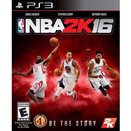 NBA 2K16 (PS3) - Shopatronics