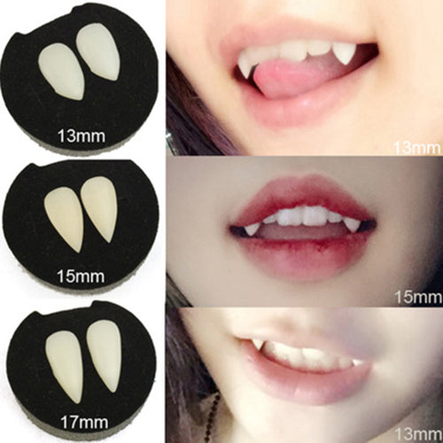 5 Styles Horrific Fun Clown Dress Vampire Teeth Halloween Party Dentures - Shopatronics - One Stop Shop. Find the Best Selling Products Online Today