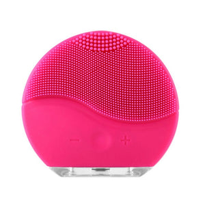 Electric Vibration Facial Cleansing Brush Skin Remove Blackhead Pore Cleanser/Massager
