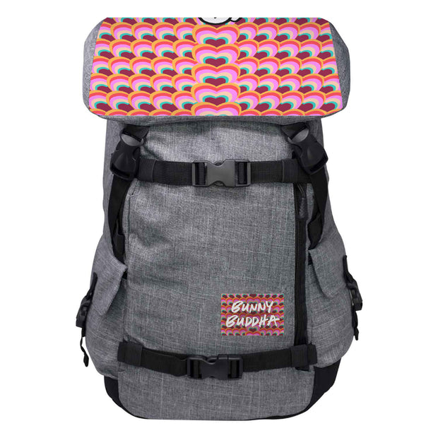 BB Himalaya Hearts Backpack - Bunny Buddha