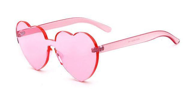 Hard Candy Heart Glasses - Bunny Buddha
