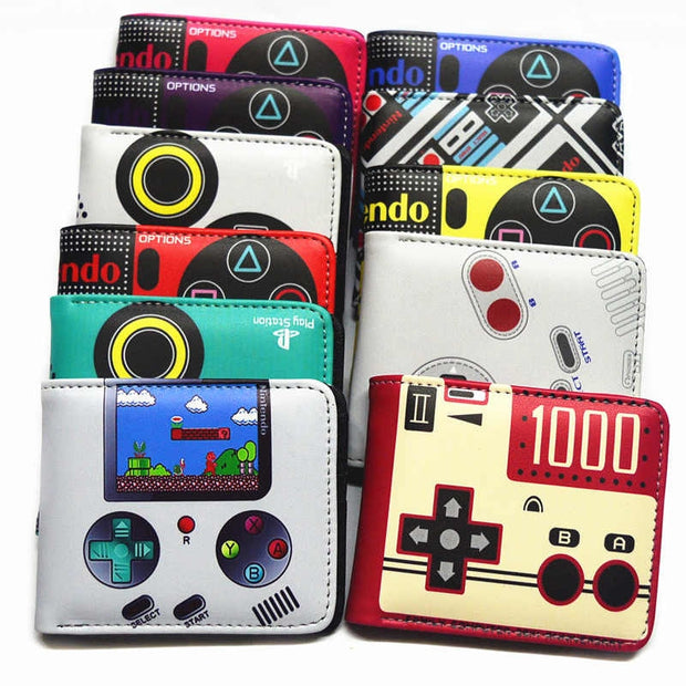 Video Game Wallets
