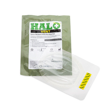 HALO VENTED CHEST SEAL