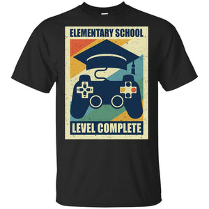 Elementary School Graduation Video Game Gamer Gifts Youth Youth Shirt | Teecentury.com