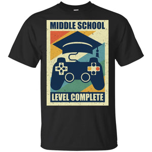 Middle School Graduation Video Game Gamer Gifts T-Shirt & Hoodie | Teecentury.com