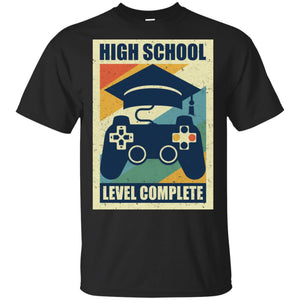 High School Graduation Video Game Gamer Gifts T-Shirt & Hoodie | Teecentury.com