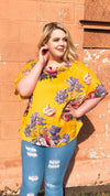 boho style tops for plus size