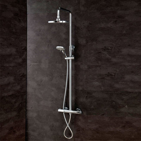 Deana Round Drencher Shower
