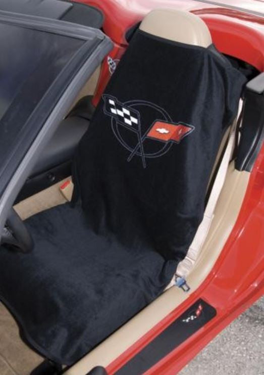 C5 Corvette Seat Armour Car Towels