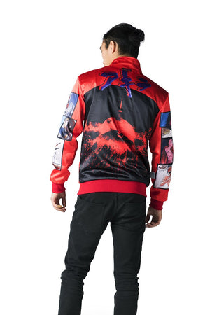 """NEO T.O."" jacket classic male reversed 2"