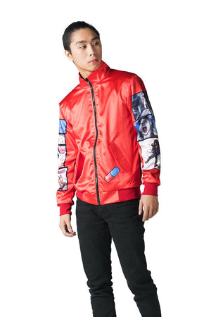 """NEO T.O."" jacket classic male reversed 1"