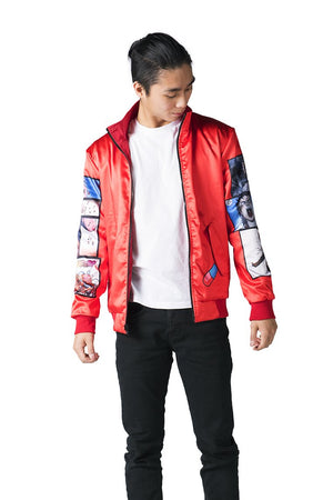 """NEO T.O."" jacket classic male reversed 3"