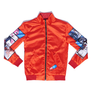"""NEO T.O."" jacket classic reversed"