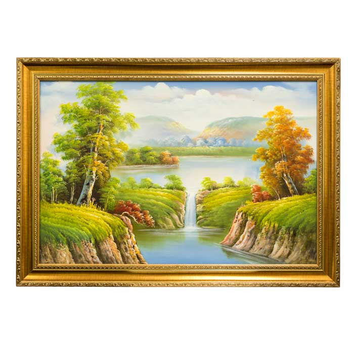 G-11C31 Framed Painting
