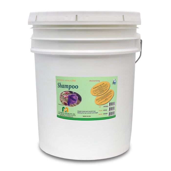 HF030 Sea Pearl shampoo 5-gallon pail
