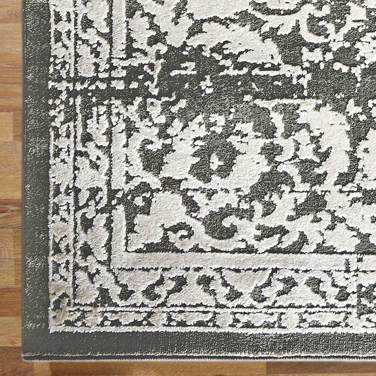 Celestial Center L.Grey Runner Rug