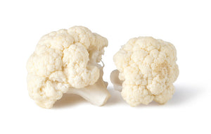 Roasted Cauliflower: 4 oz.