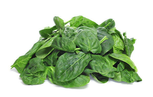 Sauteed Spinach: 4 oz.