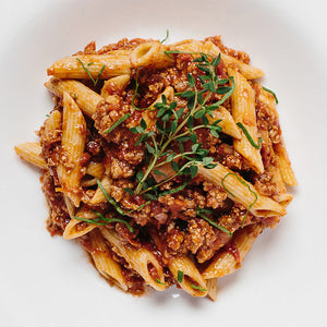 Ground Turkey Bolognese