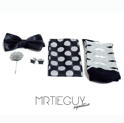 WISE GUY GIFT SET - MR TIE GUY - For The Daring & Dapper™