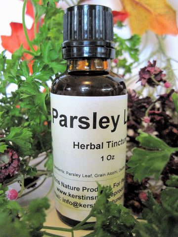 Parsley Leaf Extract - Kerstin's Nature Products