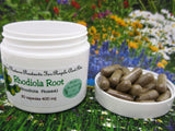 Rhodiola Rosea Root 400 mg 30 Capsules - Kerstin's Nature Products