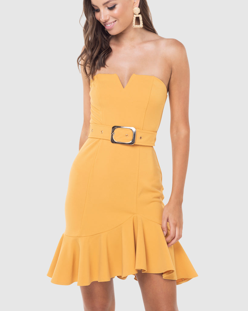 Paris Strapless Mini