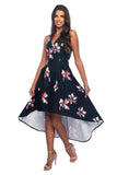 Daisy Floral Axis Dress