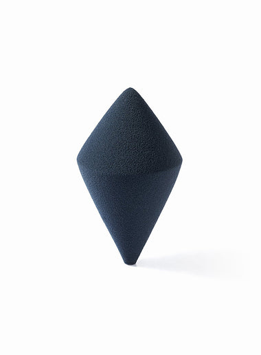 Diamond Shaped Black Makeup Sponge