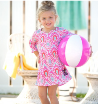 Beachy Keen Girls' Tunic