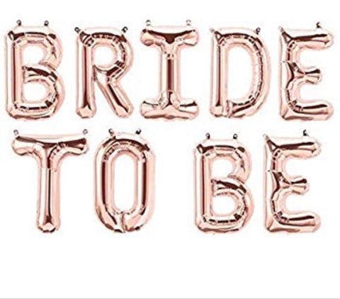 Bride Tobe Jumbo Without Helium