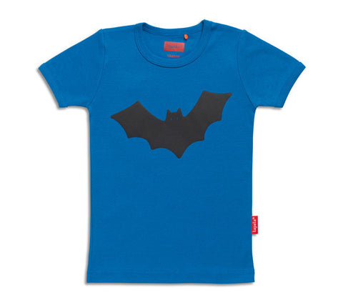 Tapete T-Shirt Speedy Bat Blue