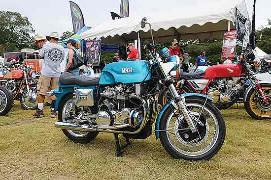 Classic Motorcycles Events on April 2019