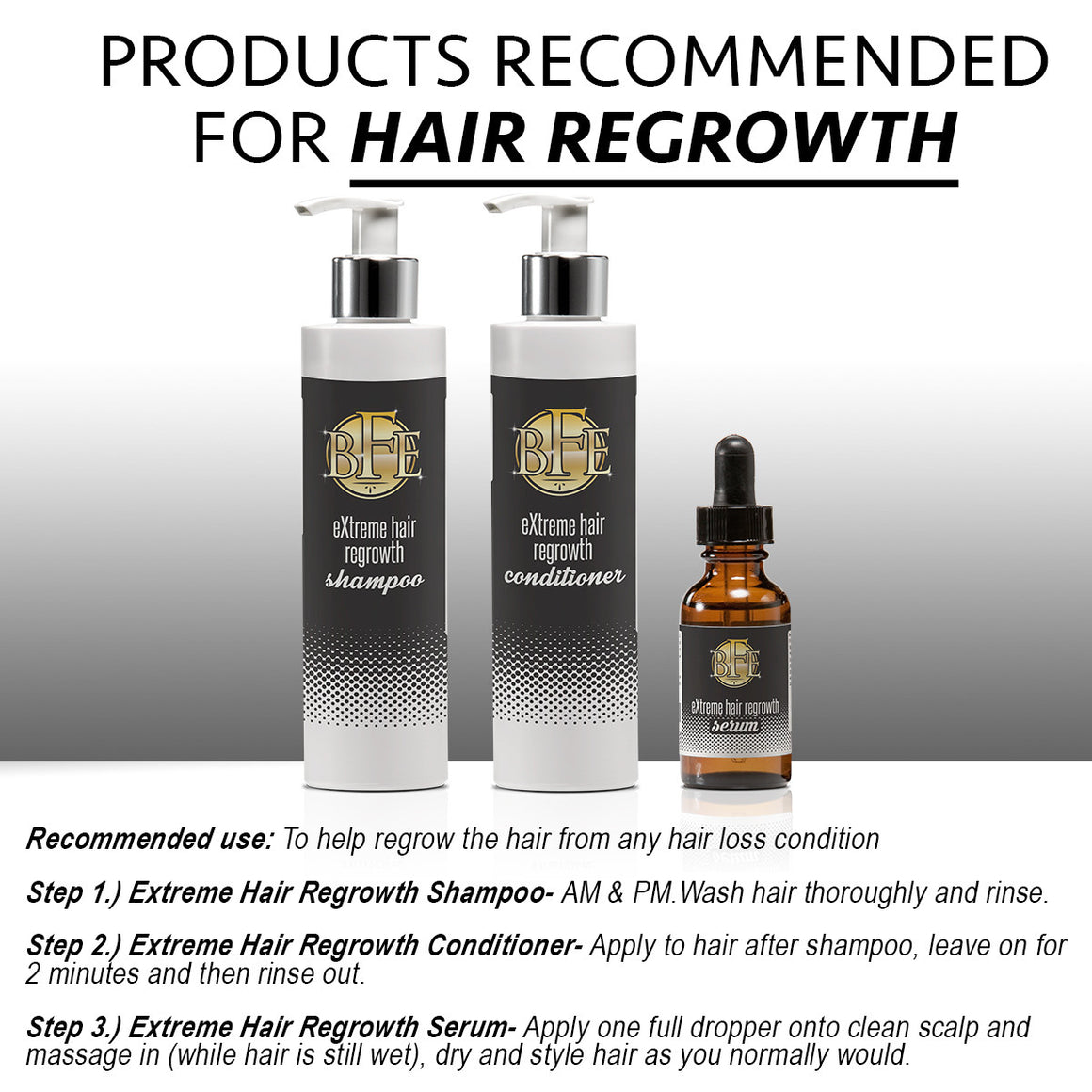 eXtreme Hair Regrowth Conditioner