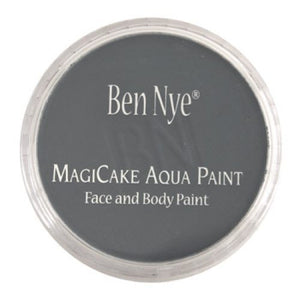 Ben Nye MagiCake Face Paints - Gray LA-23 (0.77 oz/22 gm)
