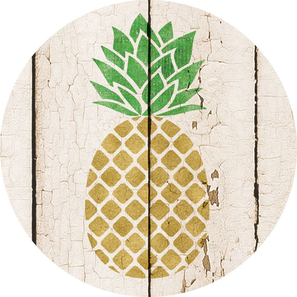 Farmhouse Pineapple Accent Magnet