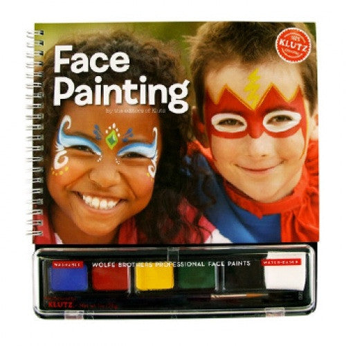 Klutz Face Painting Kits (6 Colors)