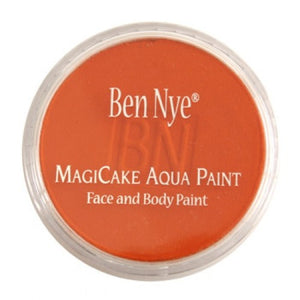 Ben Nye MagiCake - Bright Orange LA-17 (0.77 oz/22 gm)
