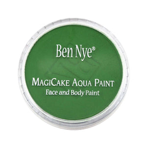 Ben Nye MagiCake - Kelly Green LA-112 (0.77 oz/22 gm)