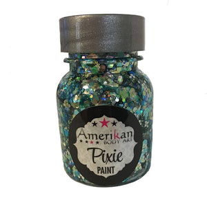 Amerikan Body Art Pixie Paint Glitter Gel - Splash (1 oz)