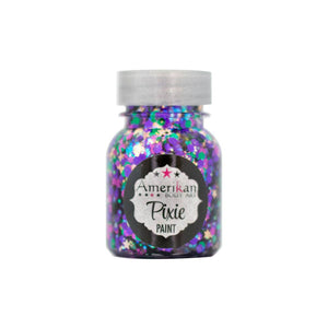Amerikan Body Art Pixie Paint Glitter Gel - Mardi Gras (1 oz)