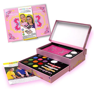 Snazaroo Face Painting Gift Set Box - Princess